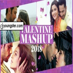Valentines Mashup 2018 song download by Kedrock