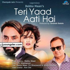 Teri Yaad Aati Hai song download by Babbu Maan