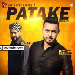 Patake song download by Harvy Sandhu