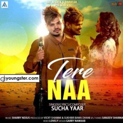 Tere Naa song download by Sucha Yaar