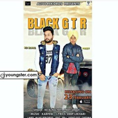 Black GTR song download by RD Bling