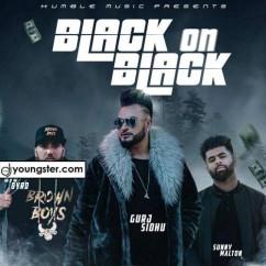 Black On Black song download by Gurj Sidhu