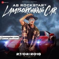 Lamborghinii Car song download by AB Rockstar