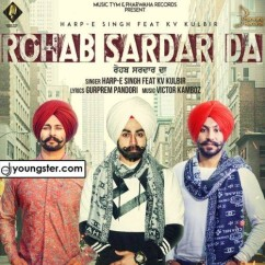 Rohab Sardar Da Harp E Singh mp3
