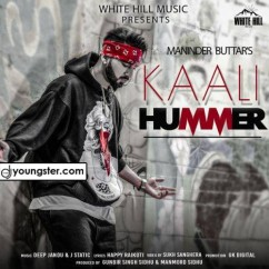 Kaali Hummer song download by Maninder Buttar