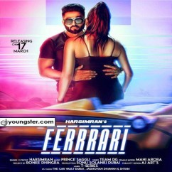 Ferrrari song download by Harsimran