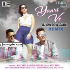 Yaari Ve Remix song download by Prakriti Kakar,Meet Bros