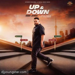 Up & Down song download by Deep Jandu