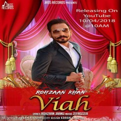 Viah song download by Rohzaan Khan