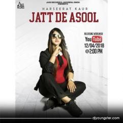 Jatt De Asool song download by Harseerat Kaur