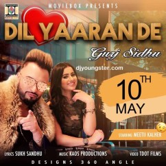 Dil Yaaran De song download by Gurj Sidhu