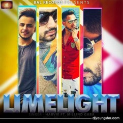 Limelight song download by Millind Gaba
