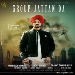 Group Jattan Da song download by Parminder Bhangu