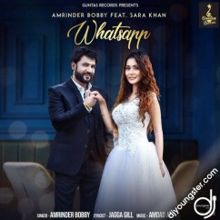 Whatsapp song download by Amrinder Bobby