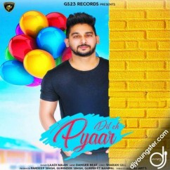 Dil Ch Pyaar song download by Laadi Maan
