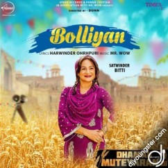 Bolliyan song download by Satwinder Bitti