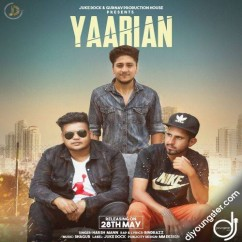 Yaarian song download by Harsh Mann