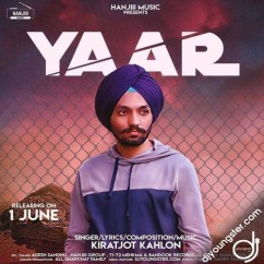 Yaar song download by Kiratjot Kahlon