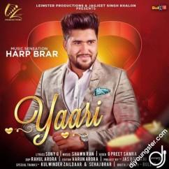Yaari song download by Harp Brar