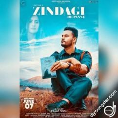Zindagi De Panne song download by Chetan
