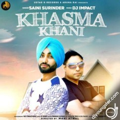 Khasma Khani song download by Saini Surinder