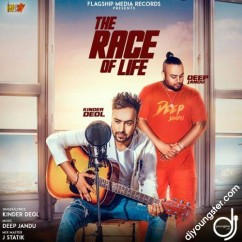 The Race Of Life song download by Kinder Deol