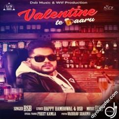 Valentine Te Daaru song download by DSB