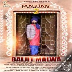 Maujan 2 song download by Baljit Malwa