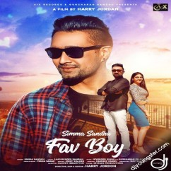 Fav Boy song download by Simma Sandhu