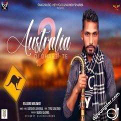 Australia Di Dharti Te song download by Darshan Lakhewala