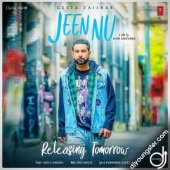 Jeen Nu song download by Geeta Zaildar