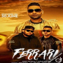 Ferrari For You song download by Sunny Patwalia