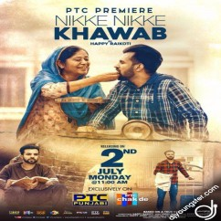 Nikke Nikke Khawab song download by Happy Raikoti