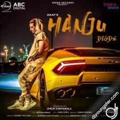 Hanju Digde song download by A Kay