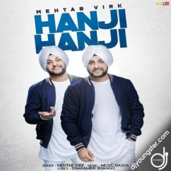 Hanji Hanji song download by Mehtab Virk