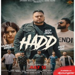 Hadd song download by Deep Jandu
