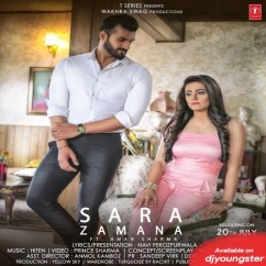 Sara Zamana song download by Raashi Sood