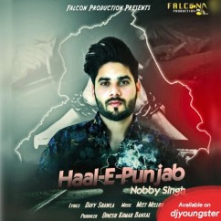 Haal E Punjab song download by Nobby Singh