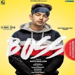 Boss song download by Jass Manak
