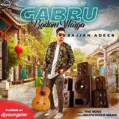 Gabru Badam Warga song download by Sajjan Adeeb
