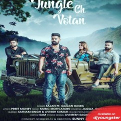 Jungle Ch Votan song download by Sajan,Gagan Basra