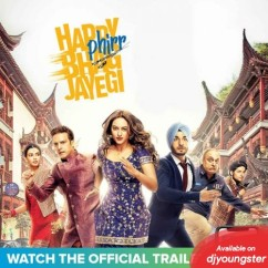 Happy Bhag Jayegi Title Song song download by Daler Mehndi