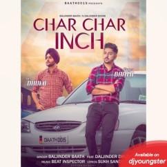 Char Char Inch Baljinder Baath mp3