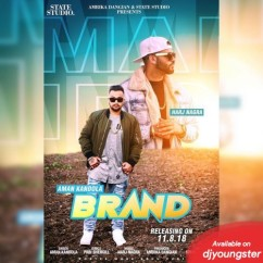 Brand song download by Aman Kandola