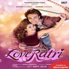 Loveyatri Mashup song download by Asees Kaur