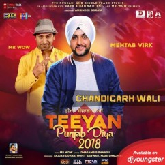 Chandigarh Wali song download by Mehtab Virk