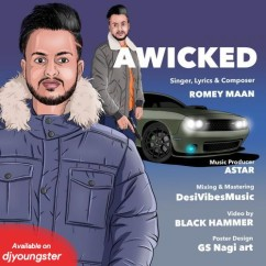 A Wicked song download by Romey Maan