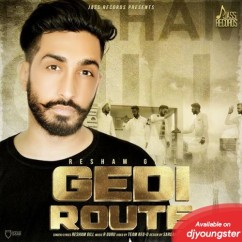 Gedi Route song download by Resham Gill