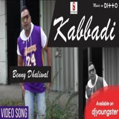 Kabbadi song download by Benny Dhaliwal
