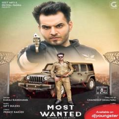 Most Wanted Karaj Randhawa mp3